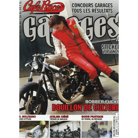 Cafe Racer Garage Hors série ( GMP Page 132 )