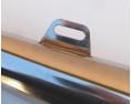 SILENCIEUX INOX DAYTONA COURT HANDMADE Lg 440 mm AVEC DB KILLER. LE VRAI EN INOX...