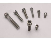 VIS INOX CHC SIX PANS CREUX Ø M 10 x 30 mm ( Lot de 4 vis )