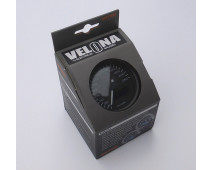 COMPTEUR DAYTONA VELONA SPEED NOIR/NOIR 260 km/h LED BLEU
