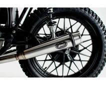 ZARD LIGNE COMPLETE RACING INOX 2 EN 2 POUR BMW R45 / R65