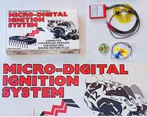 ALLUMAGE ELECTRONIQUE BOYER BRANSDEN MICRO DIGITAL BMW 1979/1980