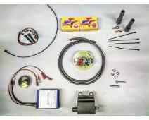 ALLUMAGE ELECTRONIQUE BOYER BRANSDEN MICRO POWER NORTON COMMANDO/ATLAS