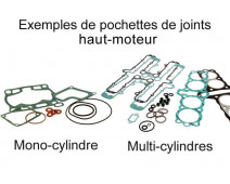 POCHETTE DE JOINTS  MOTEUR  HONDA CB 200 T/CL 200