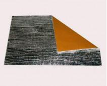 PLAQUE ADHESIVE PARE-CHALEUR BLACKBIRD 200 X 250 mm