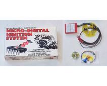 ALLUMAGE ELECTRONIQUE BOYER BRANSDEN MICRO DIGITAL TRIUMPH/BSA 3 CYL. 6V