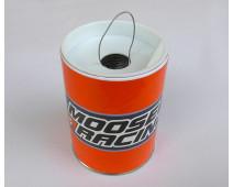 BOITE DÉVIDOIR DE FIL A FREINER INOX MOOSE RACING EN Ø 0.8 mm  ( + DE 100 m )