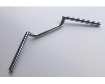 GUIDON ACE BAR CLUBMAN 565 CHROME Ø 22.2 mm Fehling