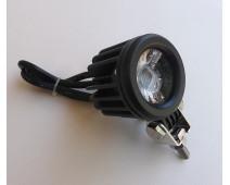 PROJECTEUR ROND ADDITIONNEL A LED ORIENTABLE  Ø 58 mm