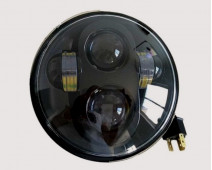 "PHARE ROND A LED "" NIGHT ""Ø 145 mm"