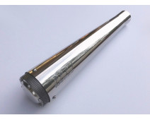 SILENCIEUX SUPERTRAPP INOX  Ø 51 mm  Long 470 mm