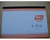 BSA A50 A65 1962
