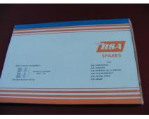 BSA A50 A65 1966