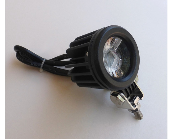 PROJECTEUR ROND ADDITIONNEL A LED ORIENTABLE  Ø 58 mm