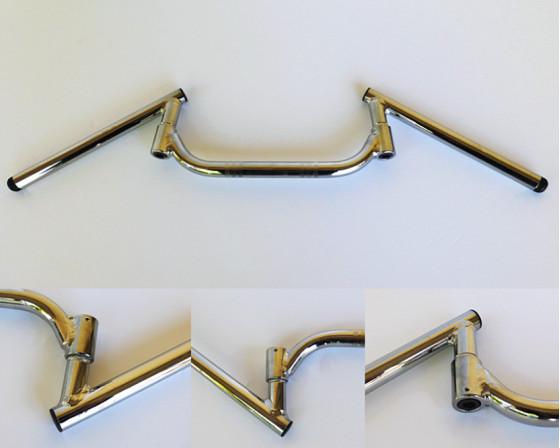 avec Support de Montage pour VTT v/élos de Route N//P TT Guidon Aero Bars Repose-v/élo Guidon v/élo en Alliage daluminium Repose-Bras Guidon